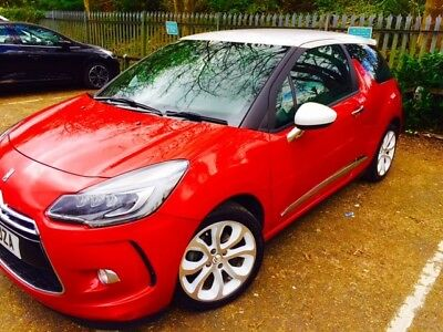 Citroen DS3 1.6 THP DStyle 15 Reg 2015 only 8400 Miles