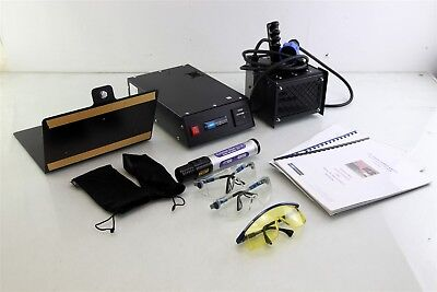 UV Light Technology 250W Hand Lamp Kit - Forensic Equipment