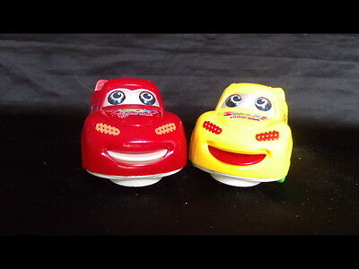 Lucky Fund Smart Game Bumping Cars Motorized