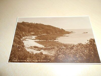 Vintage Judges Pc - Pendennis Point, Falmouth, Cornwall - Vgc