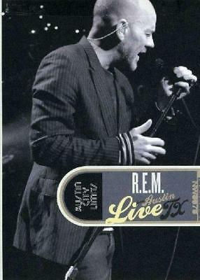 R.E.M. - Live From Austin Tx (NEW DVD)