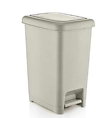 Superior Performance 6.5 Gallon Step on Trash Can