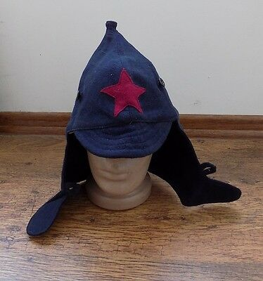Unique military HAT RED ARMY USSR Budenovka . CLASSICS OF THE USSR,XXL #250116