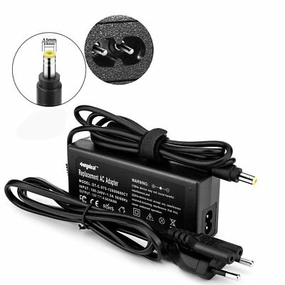 12V 5A 60W Universal AC/DC Power Supply Adapter Netzteil für PC LCD monitor TV #