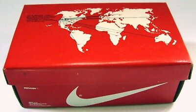 """1980's NIKE SHOEBOX for Size 3 1/2 """"LIL NIPPER"""" CHILD'S SHOES - EMPTY BOX ONLY"""