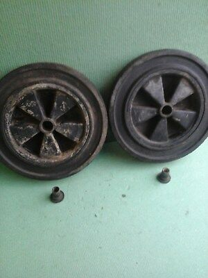 Belle MinI Mix 150 2 Wheels and 2 Plugs