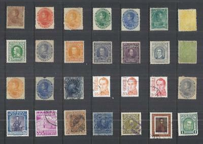 y2745 South America Venuzuela / A Small Collection  Early & Modern Lhm & Used