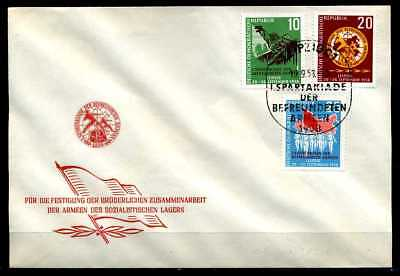 S3186)Ddr Fdc 657/9
