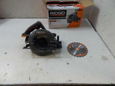 "Ridgid R8653B Brushless 18V 7-1/4"" Circular Saw 	737234	F4"
