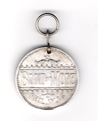 Band of Hope (Salvation Army) temperance medal(11)