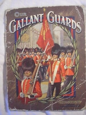 Household Brigade Guards Gale Polden Grenadier Scots  British Army History