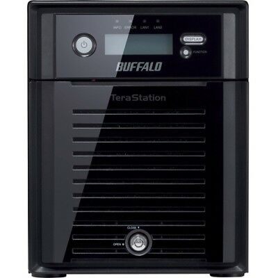 NEW Buffalo WS5400DN0804W2 TeraStation 5400DN WSS D2550 4GB SAN/NAS Storage