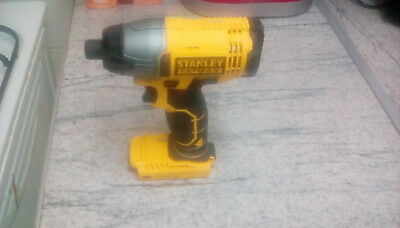 Fatmax impact driver,18v battery,base only