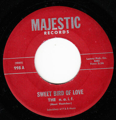 THE n.a.i.f. *SWEET BIRD OF LOVE/ ELEPHANT IN MY TAMBOURINE* 1967 US  PSYCH  M-