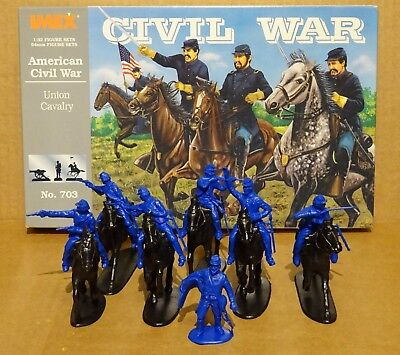 Imex  American Civil War Union Cavalry 1/32  Boxed Set