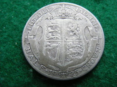 1925 Halfcrown