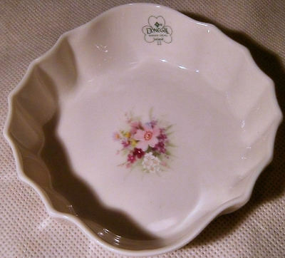 Donegal Parian China Pink Floral Design Trinket Dish