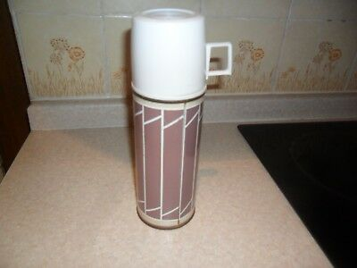 vintage thermos flask