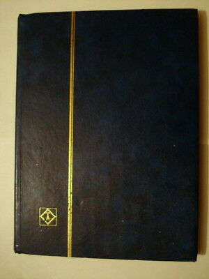 British Stamp Collection George V to Decimal in Lighthouse Stock Book (Included)