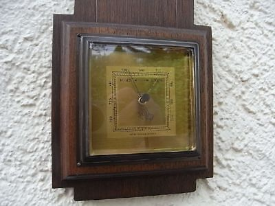 Thermometer Art Deco Skala Sundo Wetterstation Design Barometer Weather station
