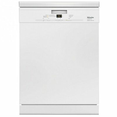 Miele G4940SC Freestanding Dishwasher Full Size 14 Place Settings Kitchen White