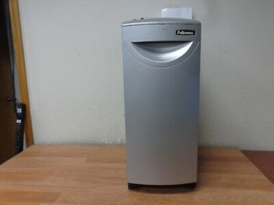 Fellowes Paper Shredder Sb-9Sc Strip Type Used Working Free Shipping