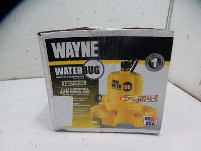 Wayne 57731WTN1 Fully Submersible Water Removal Pump	736638	A25
