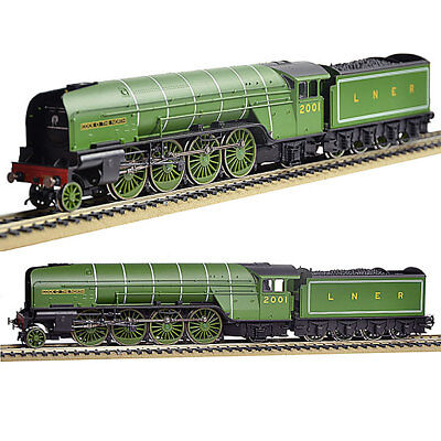HORNBY Loco 2-8-2 Cock of the North 2001 LNER R1183
