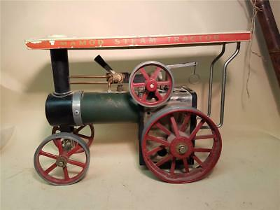 Mamod Steam Tractor TE1A for Light Restoration