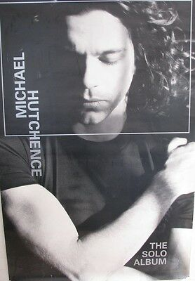 MICHAEL HUTCHENCE - POSTER - Herb Ritts photographer