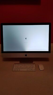 Apple iMac 27 inch - 1TB HDD - 16GB RAM - Slightly dim screen (read info)
