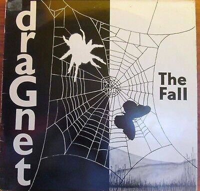 Lp -  The Fall = Dragnet  ..............1979    (New Wave / Post-Punk)  Gb