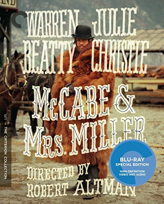 CRITERION COLLECTION: MCCAB...-CRITERION COLLECTION: MCCABE & MRS MI Blu-Ray NEW