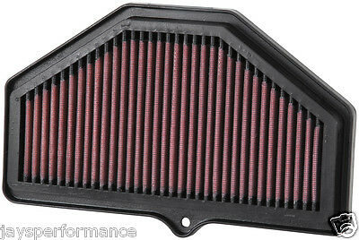 Kn Air Filter (Su-7504) For Suzuki Gsxr750 2004 - 2005