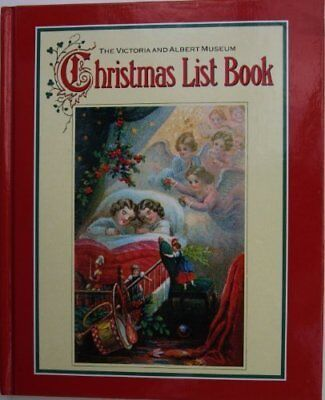 The Victoria and Albert Museum Christmas Lis... by Freemantle, Brian Record book