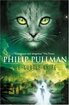 The Subtle Knife (His Dark Materials): 2/3 by Pullman, Philip Paperback Book The