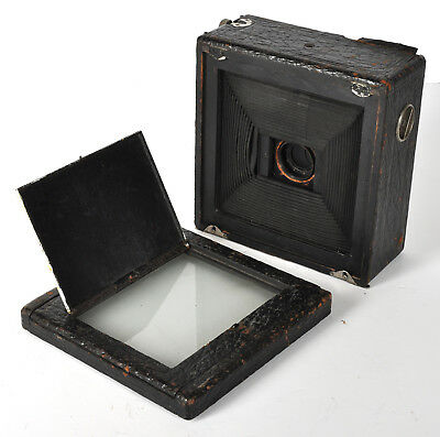 Vintage RARE Premo Folding Box Camera - Parts or Repair
