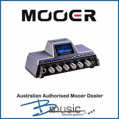 NEW Mooer Little Tank D15 Modelling Amp with Effects - Authorised Dealer