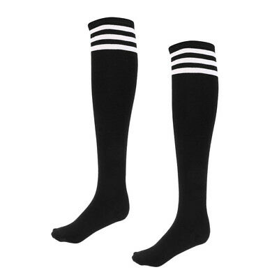 Premium Stripe Thigh High Tube Sock Knee High Warm Socks Sun UV Protection