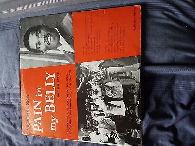 Prince Buster - Pain in my belly - Prince Buster Records - LP