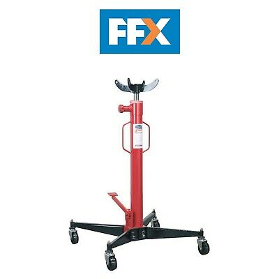 Sealey 1500TR Transmission Jack 1.5 Tonne Vertical - Min 1120mm, Max 1950mm