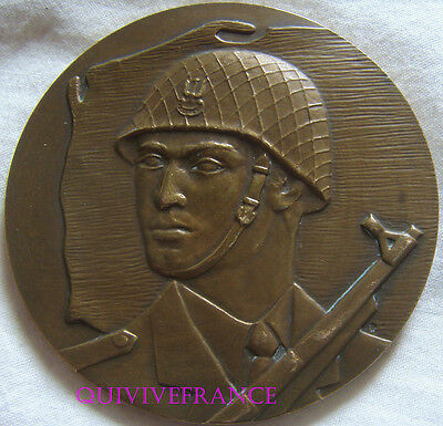 Med6018 - Medaille Armee Populaire De Pologne