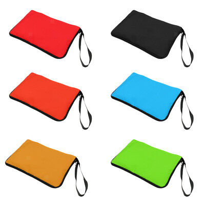 Mountaineering Climbing Hiking Guide Book Manual Map Protector Zip Cover Case