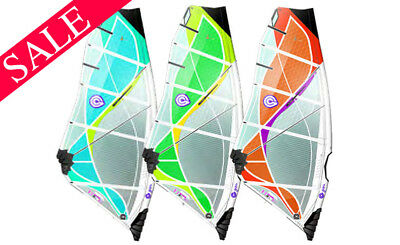 NEW Goya Eclipse 3.4m Green/Yellow Windsurf Sail RRP £439 SAVE 50%