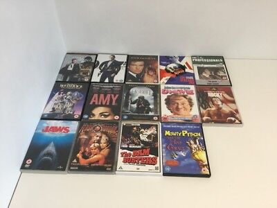 14 Family DVDs Bundle Job Lot Preowned