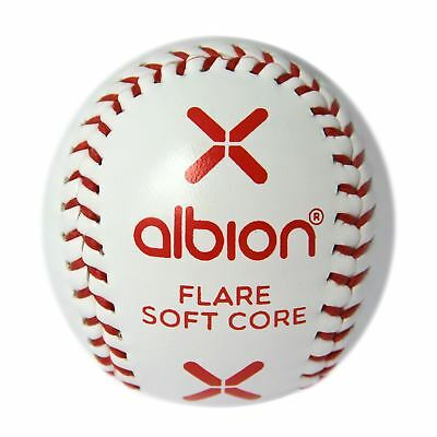 ALBION Flare Soft Core Rounders Ball Baseballs Softballs Accessories