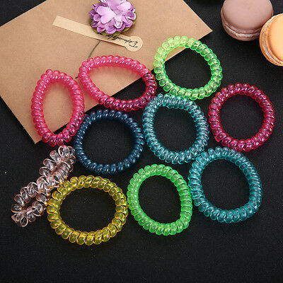 10X New Anti Mosquito Wrist Hair Band Bracelet Outdoor Protect Skin Enjoy Summer