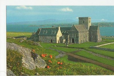 The Abbey Iona 1971 Postcard 0810