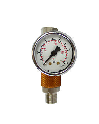 A.N.I. Spraygun Pressure Gauge Regulator