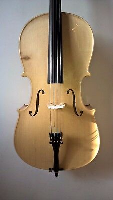 1/4 size NEW Cello outfit - blonde